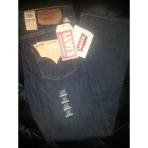 Pantalones Blue Jeans Levis 501 Originales Made In Mexico
