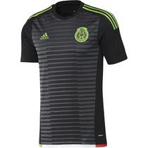 Jersey Adidas Selección Mexicana Local 2015/2016 (m36002)
