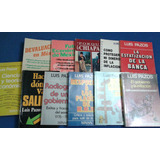 Lote 11 Libros Luis Pazos Economia Unam Universidad Finanza