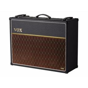 Amplificador De Guitarra A Tubos Vox Ac30vr