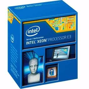 Processador Intel Xeon E3-1220v3 3.1ghz 8mb Lga1150