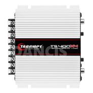 Potencia Taramps Ts-400 X4 400w Rms 4 Salidas