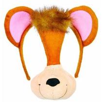 Pequeño Juguetes Mundo Furree Caras - Máscara Del Mono W / S