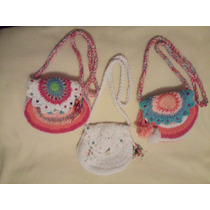 Bandolera Crochet