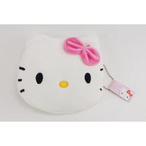 Hello Kitty Monedero/billetera Plush: Niña Y Mujer - Fisalia