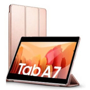 Capa Para Samsung Galaxy Tab A7 10.4  T500/t505 Rose Gold