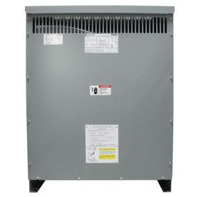 Transformador Trifasico Seco General Electric 112,5 Kva 480