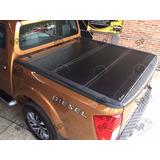 Tapa Para Caja Undercover Flex Nissan Np300 Frontier 2016/18