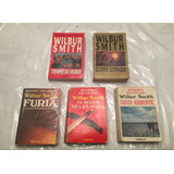 Wilbur Smith - 2da Saga Courtney - Lote 5 Libros Imperdible