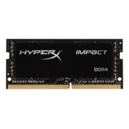 Mem 8gb 3200mhz Notebook Impact Hyperx - Novo - C/ Nota