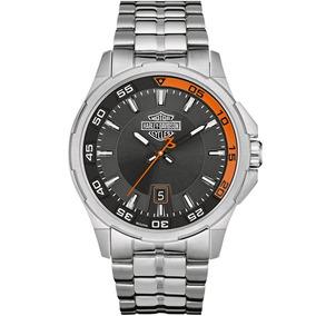 Reloj Harley Davidson Original Para Hombre Fechador 76b170