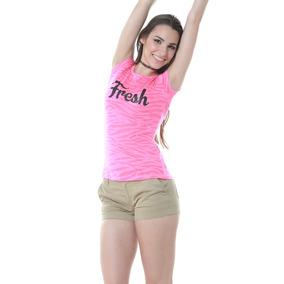 Franela Fresh Fucsia Saints Clothes