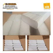 Toalla Intercalada Blanca Tissue 20x24 2500u Reales!!