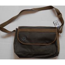 Mariconera Armani Jeans (aj Messenger Bag)camel 100%original
