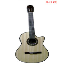 Guitarra Gracia De Medio Concierto C/ Eq. ( M-10 )