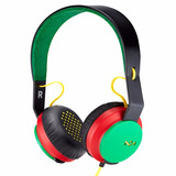 Auriculares Vincha House Of Marley Rebel Roar On Ear Oferta
