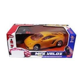 Carro Carrinho De Controle Remoto Mini Veloz Fenix Brinquedo
