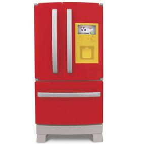 Refrigerador Side By Side Casinha Flor Xalingo