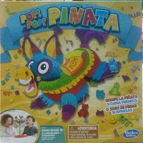 Juego De Mesa Pop! Pop! Piñata. Hasbro Gaming!!!