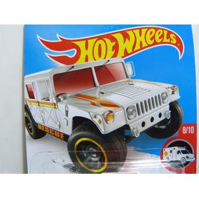 Humvee Rescue Marca Hot Wheels Nuevo Acepto Mercado Pago