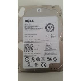 08jrn4 Dell 900gb 6g 10k 2.5 Sas St9900805ss 9th066-150 Cs05