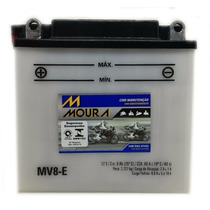 Bateria Dayun 150 Dy150 Dy-150 Todas Mv8-e