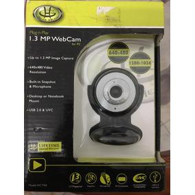 Cámara De Vídeo Computadora Web Cam Marca Gear Head