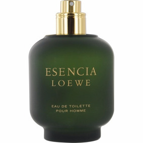 Esencia Loewe Tester Colonia Para Hombres Original