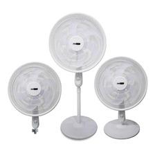 Ventilador 3 En 1 / 18   Blanco Fulltech / 3 Velocidades