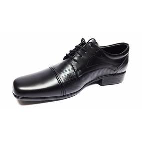 Zapato Casual Bajo De Hombre De Moda 100% Cuero