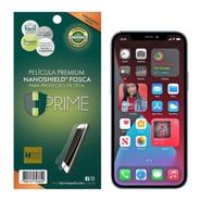 Pelicula Hprime Apple iPhone 12 Pro Max 6.7 Nanoshield Fosca