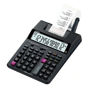 Calculadora Casio Hr 100rc C/transformador 220volt.