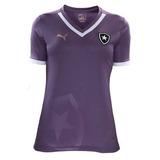Camisa Do Botafogo Feminina 2017 (personalizada)