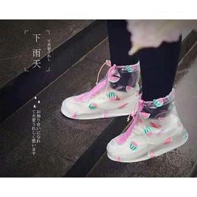 Botas Cubre Zapatos Impermeable