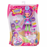 Muñeca Betty Spaghetty Lucy Mariposa A Linda Flor Original
