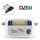 Nuevo Dvb-t Digital Satélite Señal Medidor Buscador Tv