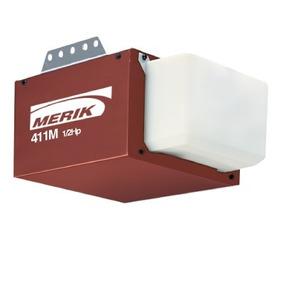 Merik 411m Motor Para Cochera Operado Con Cadena 1/2 Caballo