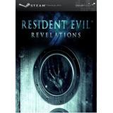 Resident Evil Revelations Codigo Steam