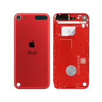 Carcaza Tapa Trasera Original Rojo Red Ipod Touch Touch 5