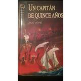 Un Capitán De Quince Años. Julio Verne Edit Andres Bello