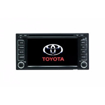 Kit Central Multimidia Tv Dvd Gps Toyota Hilux 06-11origina