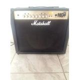 Amplificador Marshal Mg 30 Fx