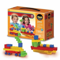 Rasti Junior 48 Bloques Para Construir Para Más Chiquitos
