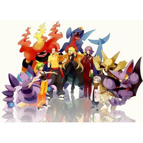 4 Pokémons 3ds 6 Iv