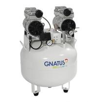 Compressor Odontológico Gnatus Bioqualyair 65l 2consultórios