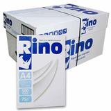 Papel A4 Sulfite Rino 210x297mm 75g - Caixa Com 10 Resmas