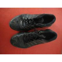Zapatillas Negras Nike Con Resorte