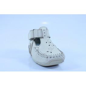 Zapatos Pingo Sandy Beige Para Niña