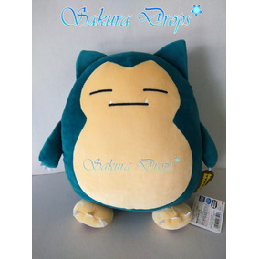 Peluche Pokemon Snorlax Mocchi Mocchi Original - Japones