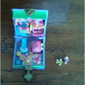 Casa Polly Pocket Original. Una Joyita